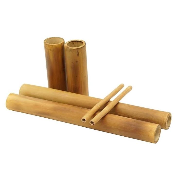Kit Massagem Corporal em Madeira Bambu + Rolo Turbinado - Victoria