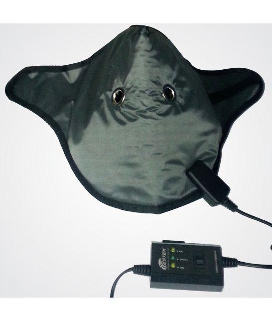 Mascara Termica Controle de Temperatura Protetor Térmico Cinza 110V - Estek
