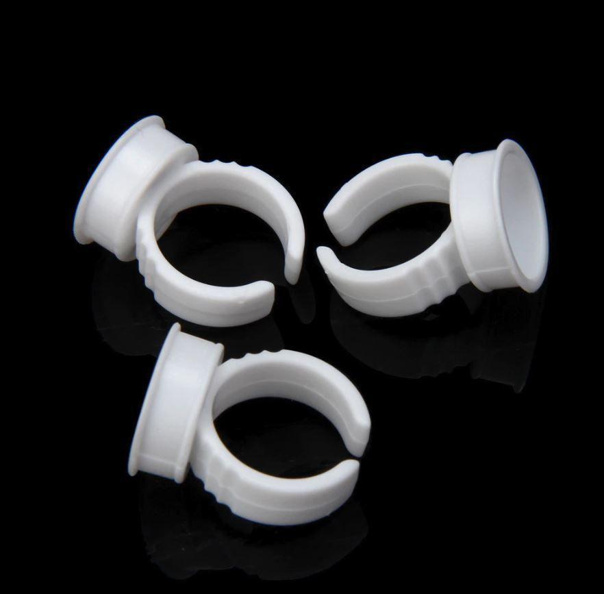 Mixer Misturador De Pigmentos PRETO + 100 Anéis Batoque Branco