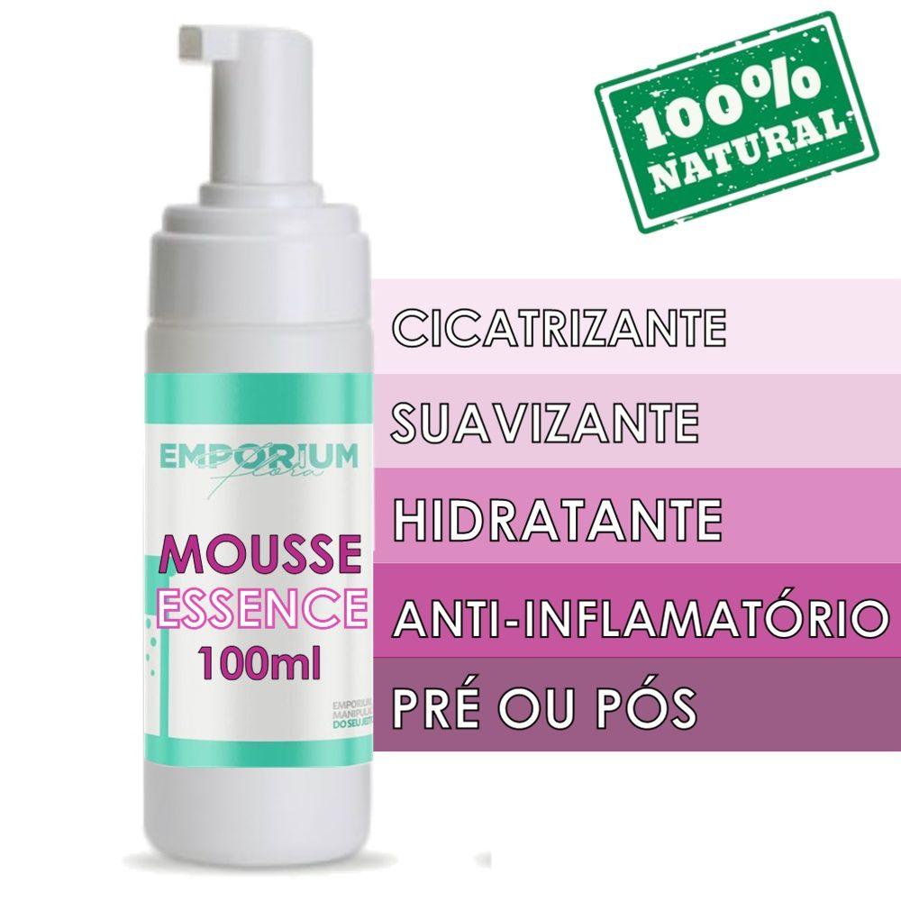 Mousse Essence Hidratante Cicatrizante Suavizante Micropigmentação - 100ml