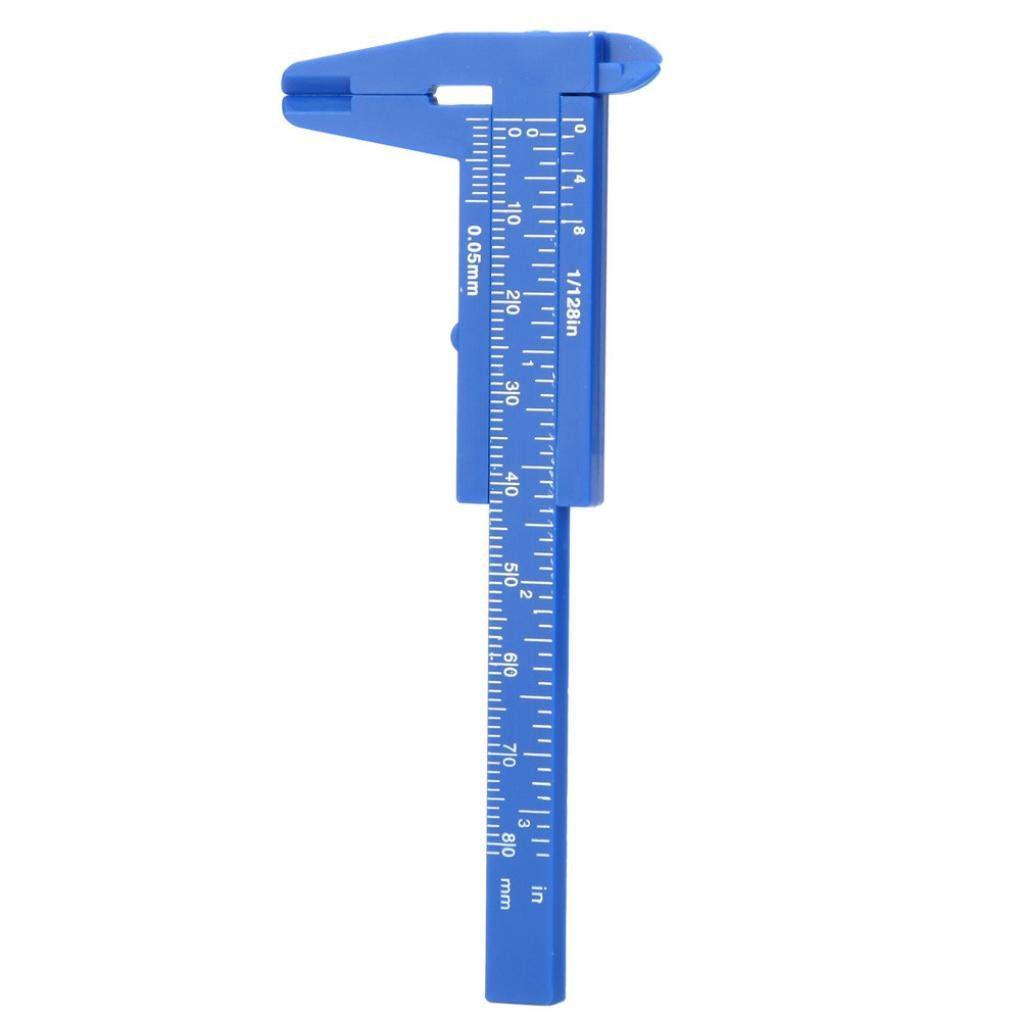 Paquimetro Design Sobrancelha Micropigmentação Pequeno 8cm