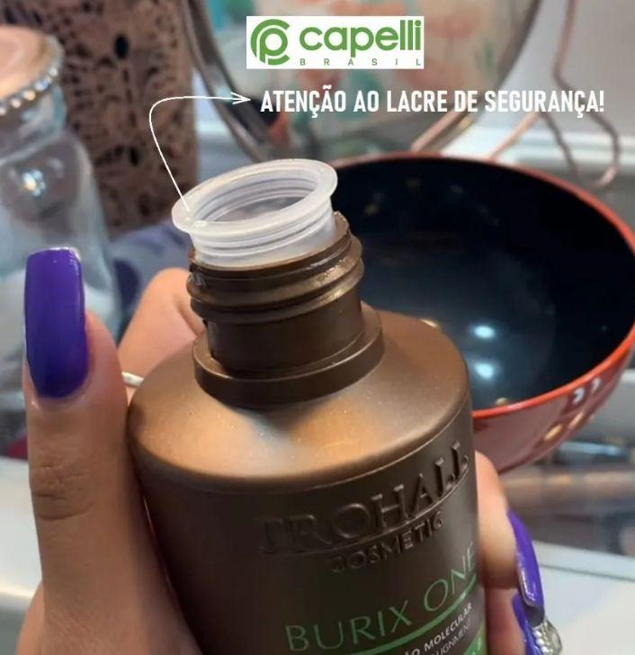 Progressiva Organica Prohall Vegana Burix One - 1 Litro
