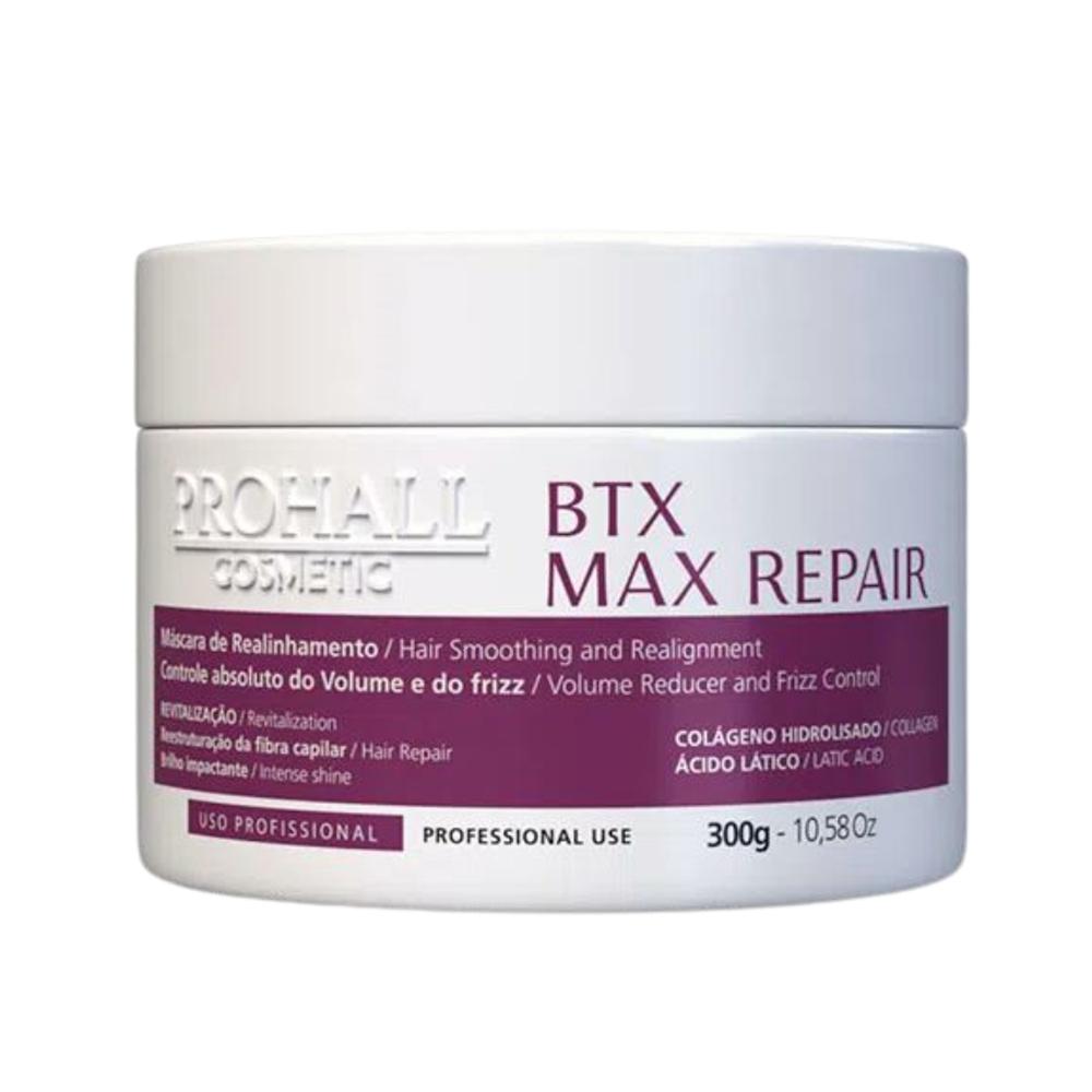 Prohall Btx Max Repair Reposição de Volume Revitalização - 300mg