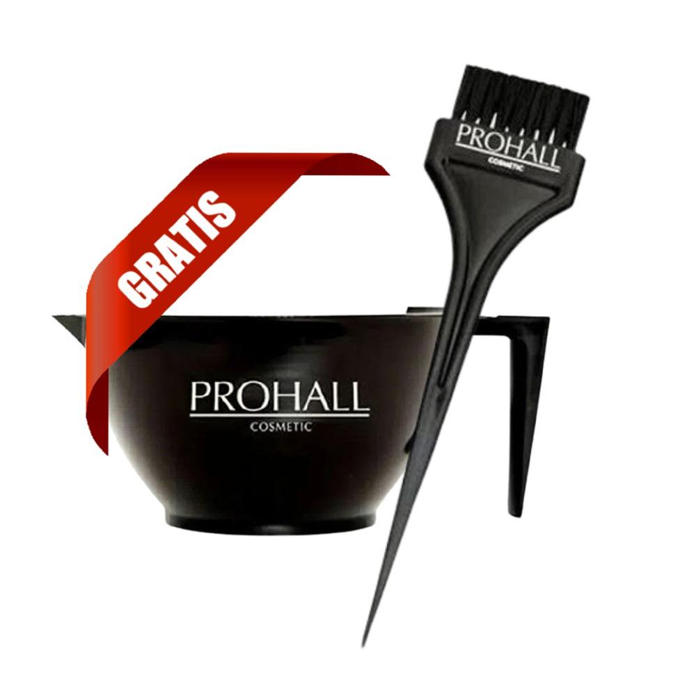 Prohall Progressiva Organica Burix One 1 L + Btx Blend Repair Organico 1 Kg