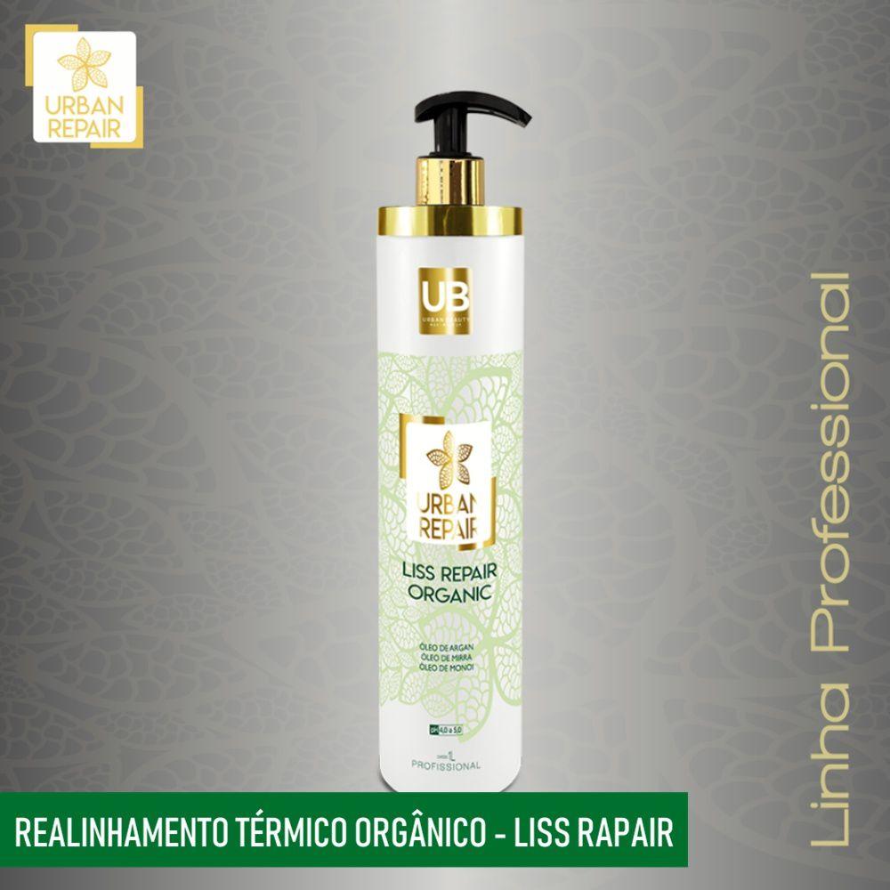 Realinhamento Termico Organico Sem Formol Liss Repair  - 1 Litro