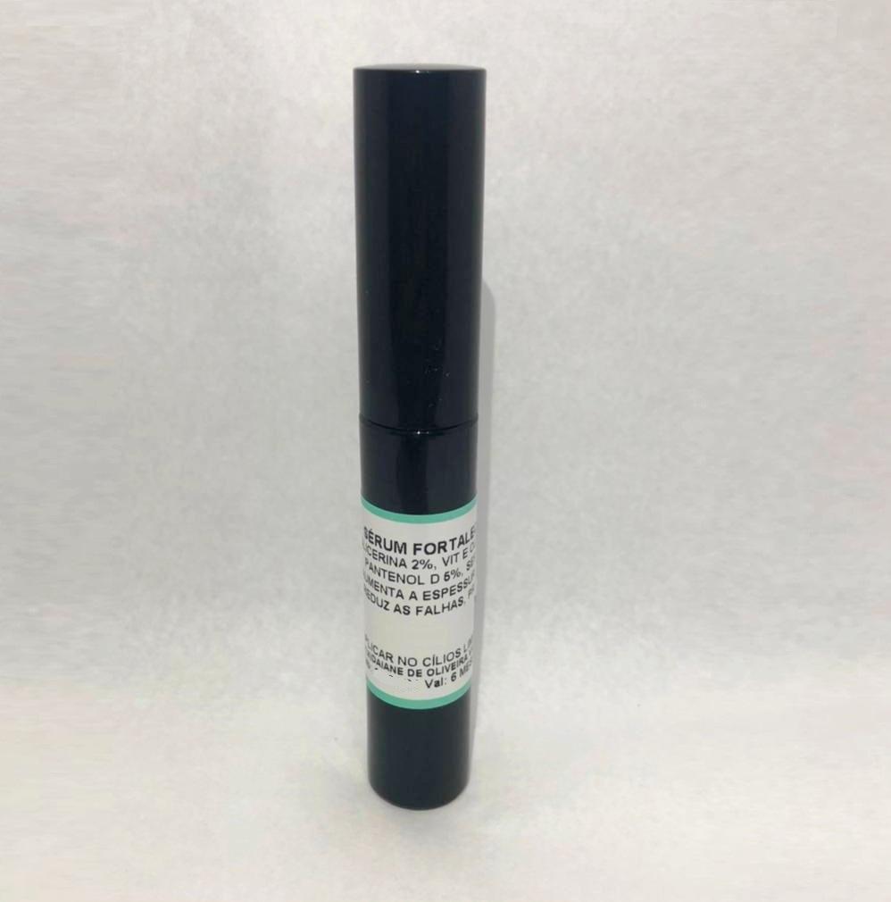 Sérum Fortalecedor Cílios Sobrancelhas Queratina + Vit E + D Pantenol - 10ml