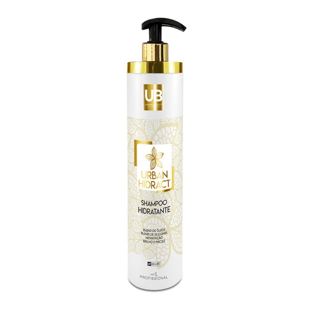 Shampoo Hidratante Alta Tecnologia Urban Hidract Profissional - 1 Litro
