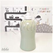 Dispenser para Álcool Gel | Verde Menta - P45