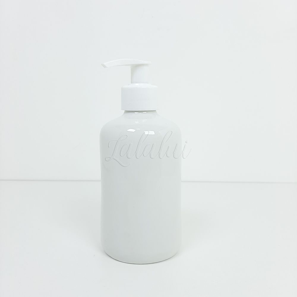 Dispenser para Álcool Gel | Porcelana Branca (LA0303)