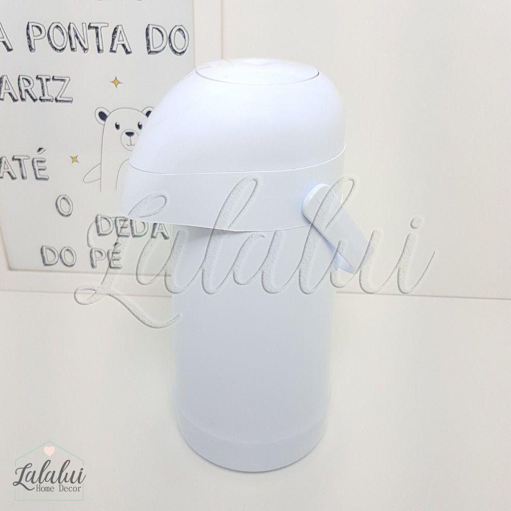 Garrafa Térmica | Branca Termolar 500mL - G03
