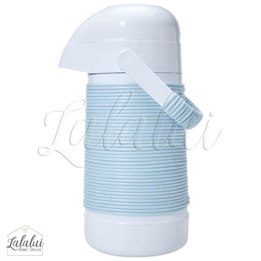 Garrafa Térmica | Branca Térmica 500mL Alinhavada (LA1212)