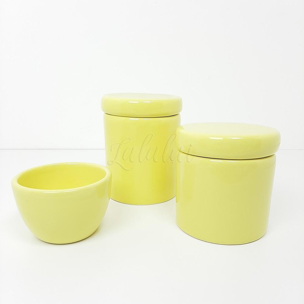 Kit de Potes | Amarelo Candy (LA2191)
