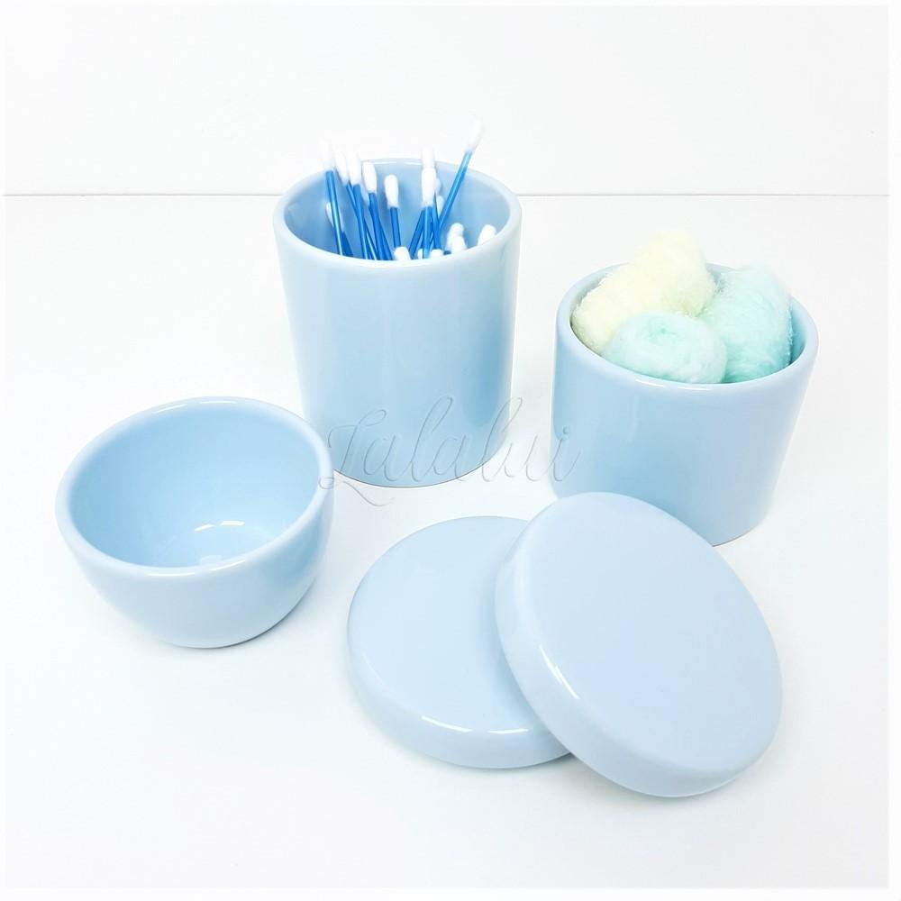 Kit de Potes   Azul Candy (LA2271)