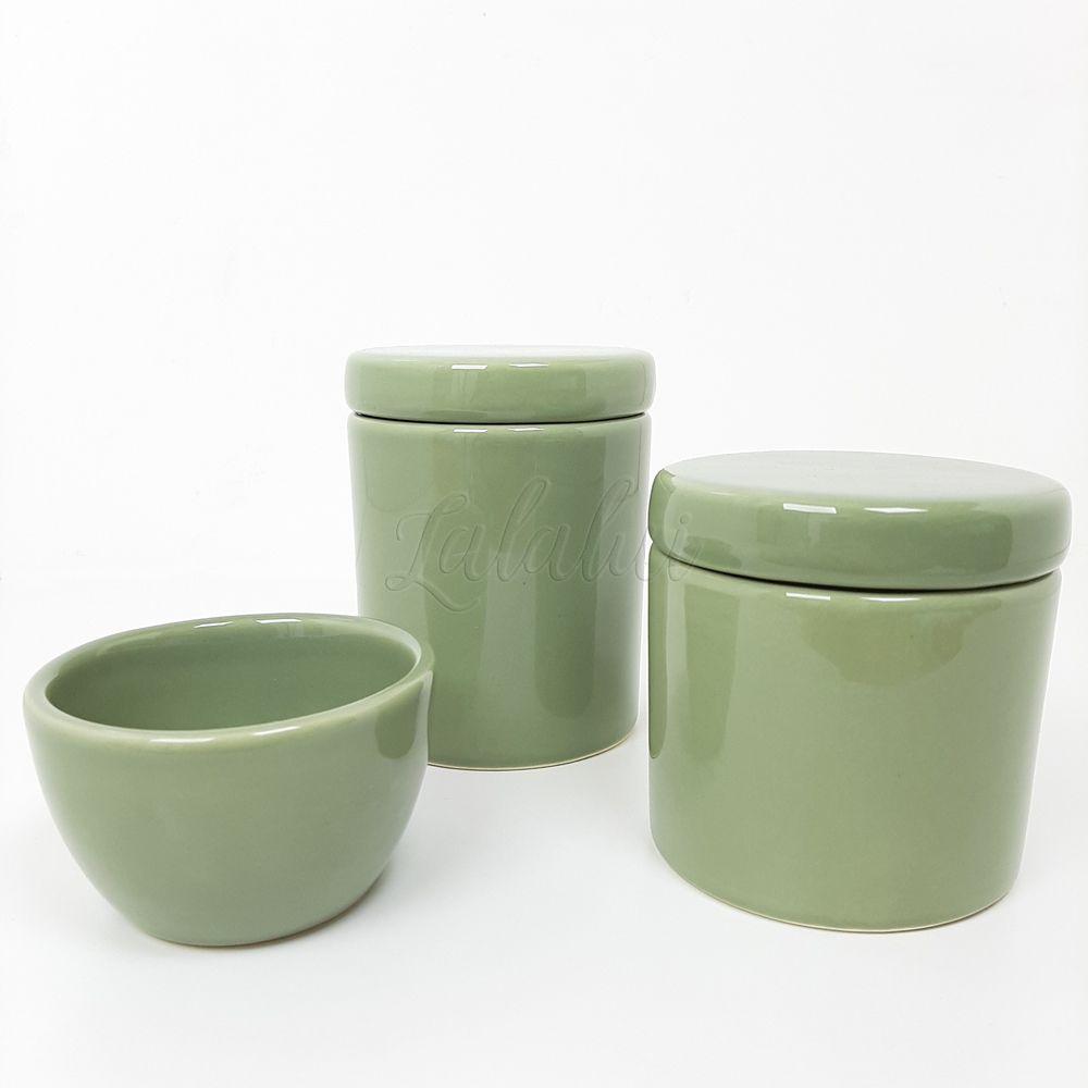 Kit de Potes| Verde Celadon (LA2253)