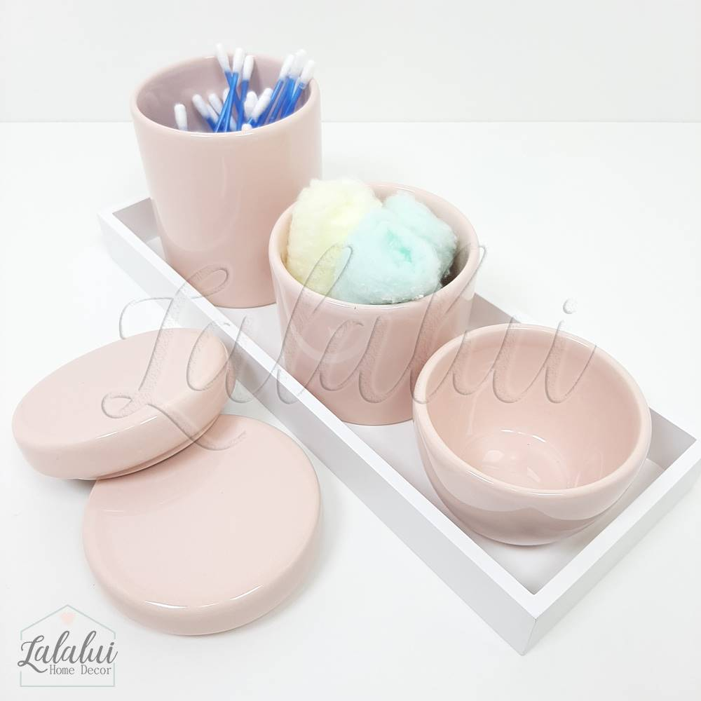 Kit Higiene | Rosa Candy (LA1115)