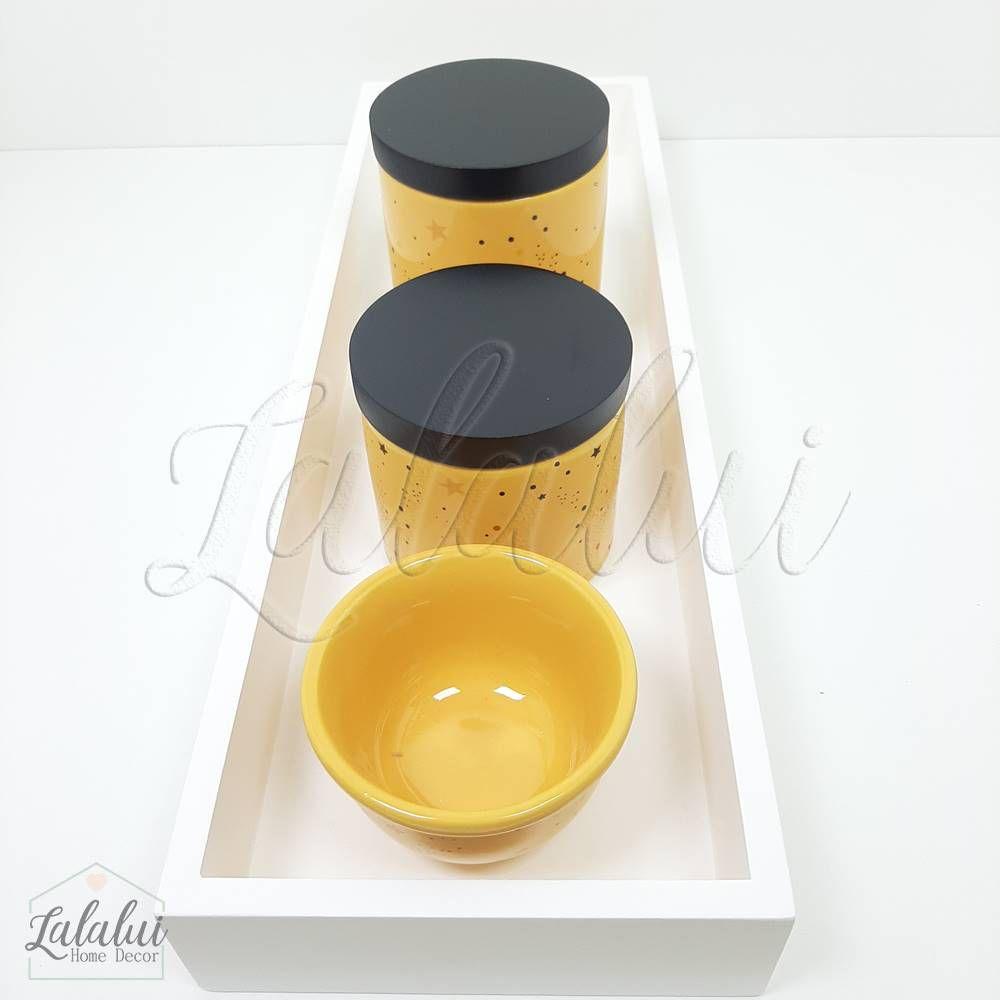 Kit Higiene | Universo Amarelo (LA2171)