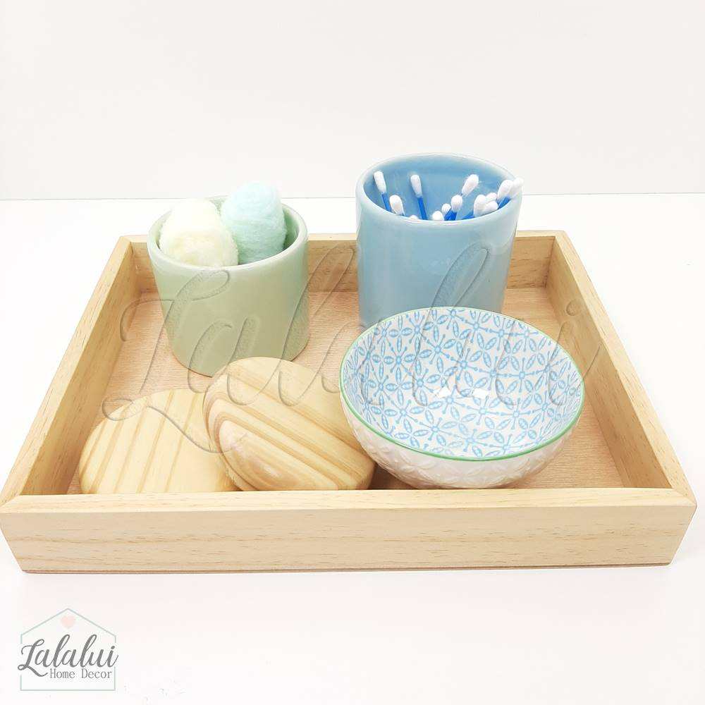Kit Higiene | Verde Menta e Azul Candy (LA2181)