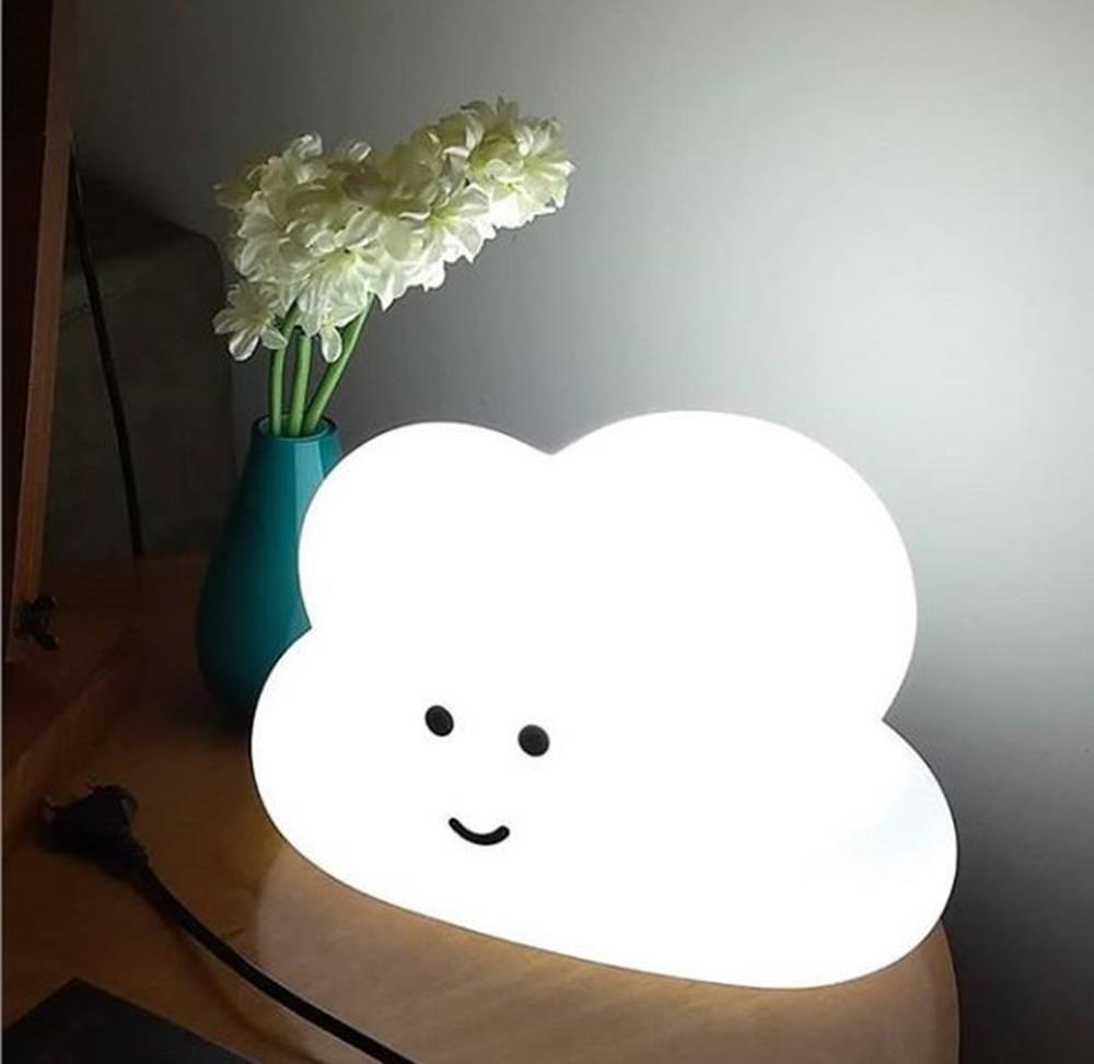 Luminária | Nuvem com fio - cor Natural (LA2093)