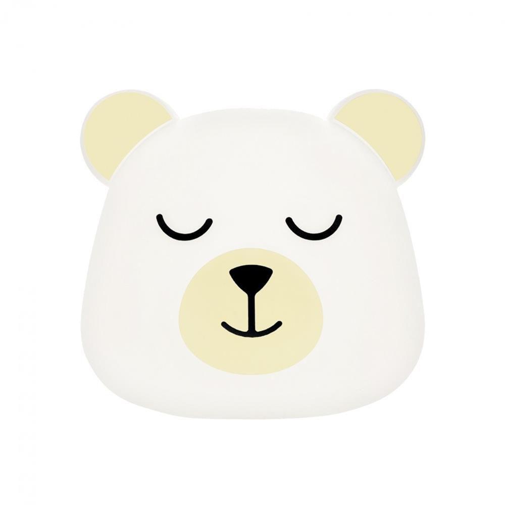 Luminária | Urso com fio - cor Natural (LA2107)