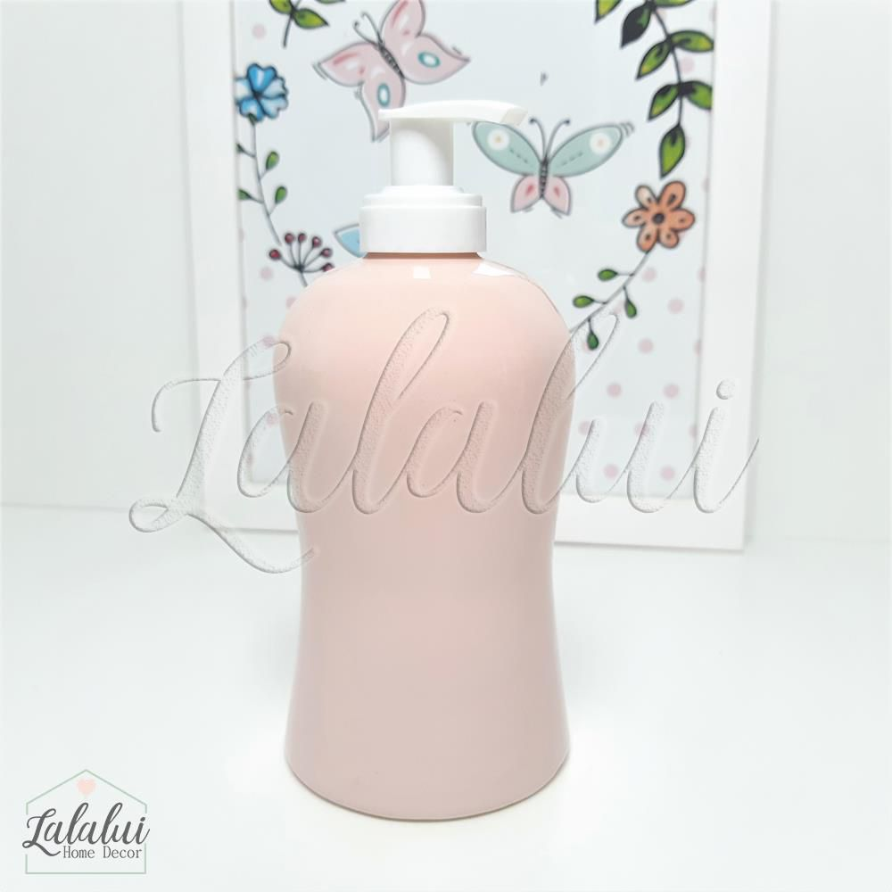 Dispenser para Álcool Gel | Rosa Candy - P14