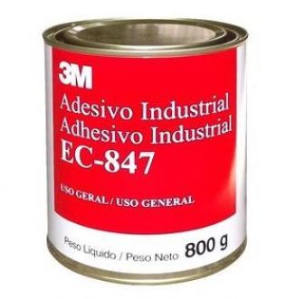 ADESIVO INDUSTRIAL 847 - 3M