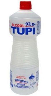 ALCOOL LIQUIDO ETILICO HIDRATADO 92,8 - TUPI