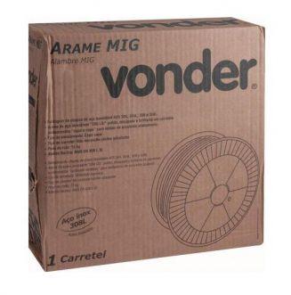 ARAME MIG INOX CAPA CAPA 308L CARRETEL - VONDER
