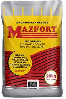 ARGAMASSA ACI INTERNA MAZFORT - TECNOMASSA