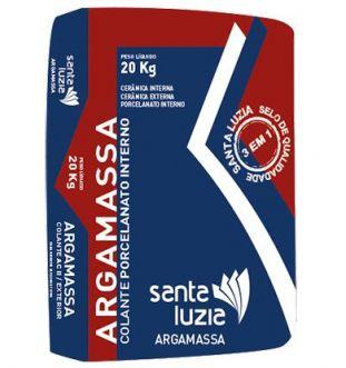 ARGAMASSA ACII EXTERNA 3X1 20KG - SANTA LUZIA