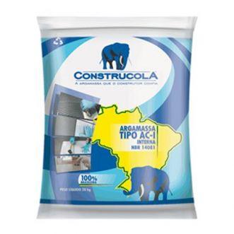 ARGAMASSA INTERNA - CONSTRUCOLA