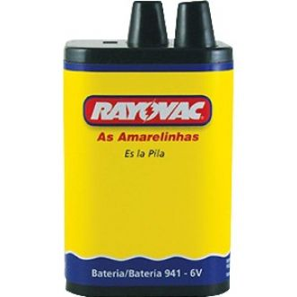 BATERIA 6V - RAYOVAC
