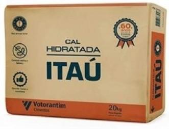 CAL PARA MASSA HIDRATADA  VOTORAN