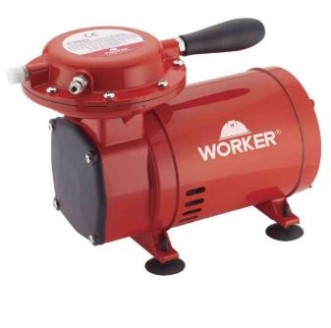 COMPRESSOR DE AR DIRETO KIT PISTAO 2;8BAR 50PSI - WORKER
