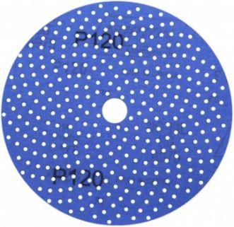 DISCO DE LIXA C/PLUMA MULTI-AIR CYCLONIC 152X18MM A975 - NORTON