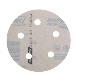 DISCO DE LIXA C/PLUMA SPEED GRIP A219  95X0X0 - NORTON