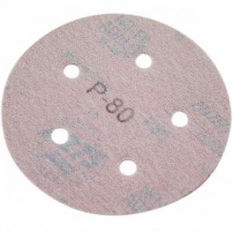 DISCO DE LIXA SECO SPEED GRIP R821 127X0X0 C/PLUMA  - NORTON