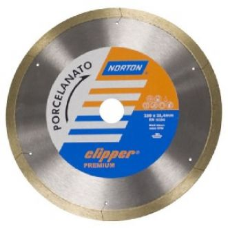 DISCO DIAMANTADO PORCELANATO CLIPPER - NORTON