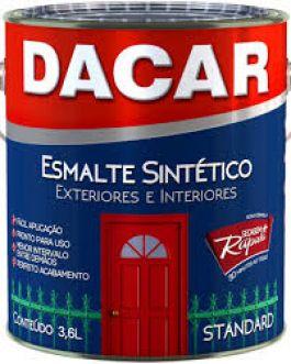 ESMALTE SINTETICO 3,6L -  DACAR