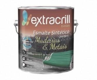 ESMALTE SINTETICO 3,6L - EXTRACRILL