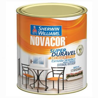 ESMALTE SINTETICO 900ML NOVACOR - SHERWIN WILLIAMS