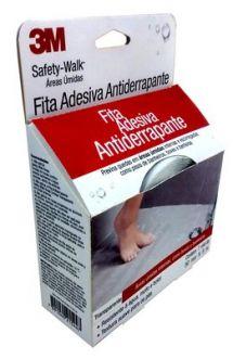 FITA ANTIDERRAPANTE SAFETY WALK BANHEIROS - 3M