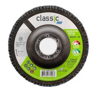FLAP DISC 115X22MM CLASSIC - NORTON