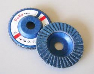 FLAP DISC 180X22MM DELTA - CORSIM