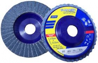 FLAP DISC 180X22MM EVOLUTION - NORTON