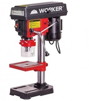 FURADEIRA DE BANCADA 13MM 1/3HP BIVOLT - WORKER
