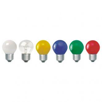 LAMPADA BOLINHA 15W 127V E27 - KIAN