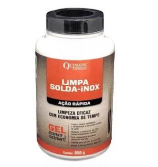 LIMPA SOLDA INOX GEL DECAPANTE ACAO RAPIDA - TAPMATIC