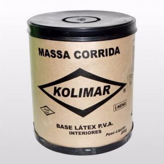 MASSA CORRIDA PVA - KOLIMAR