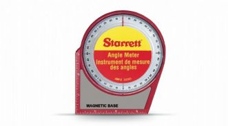 MEDIDOR ANGULOS BASE MAGNETICA - STARRETT