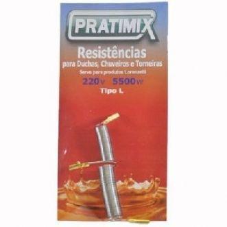 RESISTENCIA MAXI DUCHA - PRATIMIX